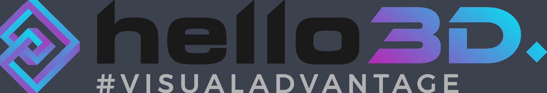 Hello3D-Logo